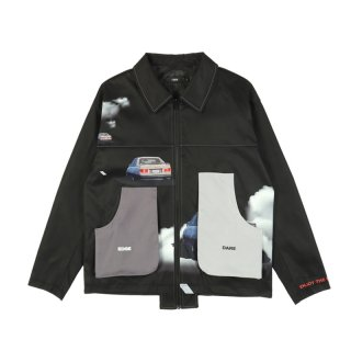 TECHNICAL REVERSIBLE JACKET