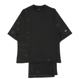 RR X Champion Top  MESH T-SHIRT