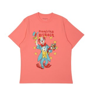 T-SHIRT W/ CLOWN ARTWORK