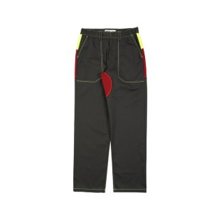 TRI-COLOUR WORK PANTS