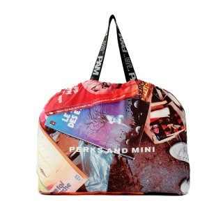 GET AWAY LARGE NYLON TOTE