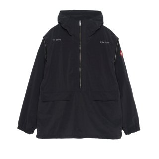 CONCEAL SLEEVE PULLOVER JACKET