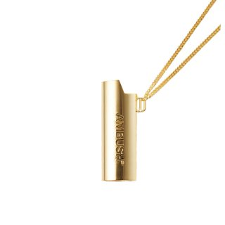 LOGO LIGHTER CASE NECKLACE L