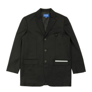 ZIGZAG JACKET WITH WELT POCKET