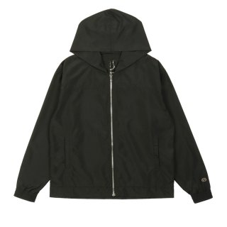 HOODED WINDBREAKER LIGHT NYLON UNLINED