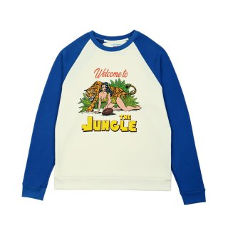 SVELTA JUNGLE SWTSHR