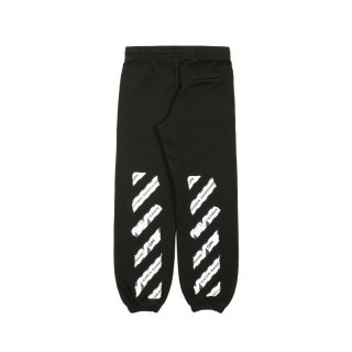 AIRPORT TAPE SHORT SWEATPANTS