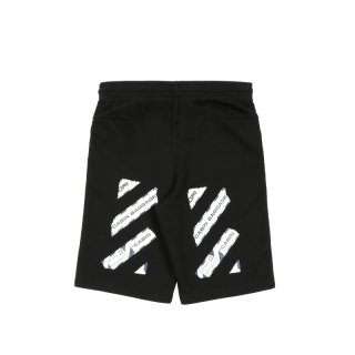 AIRPORT TAPE SWEATSHORTS