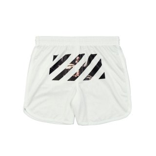 CARAVAGGIO ARROW MESH SHORTS
