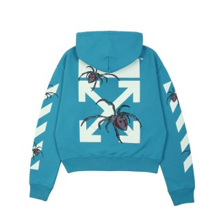 ARACHNO ARROW OVER HOODIE