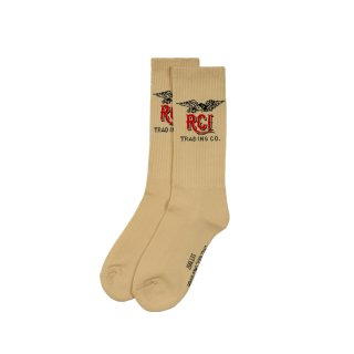 RCI EAGLE LOGO SOCKS