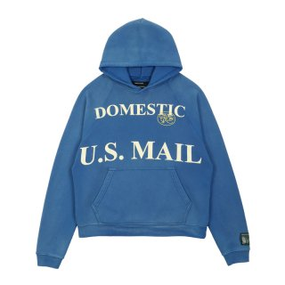 DOMESTIC MAIL AGED HOODIE