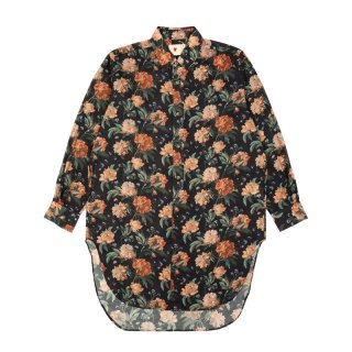 FLOWER LONG SHIRTS