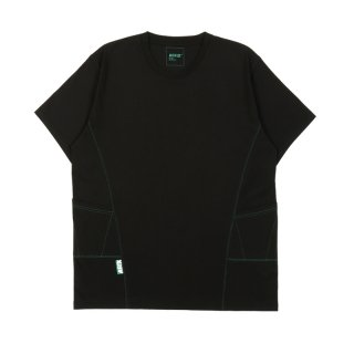 PANELLED WORKWEAR T-SHIRT