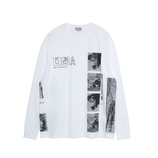 POTENTIALITIES LONG SLEEVE T
