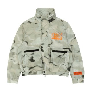 WINDBREAKER NYLON CAMO