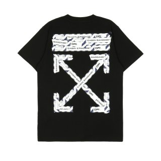 AIRPORT TAPE S/S SLIM TEE