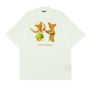 DANCING BEARS OVER TEE