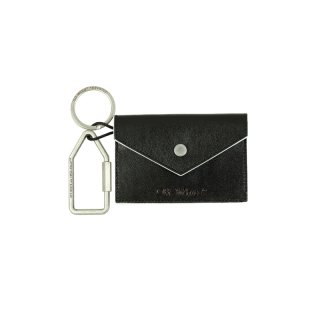LOGO CARD HOLDER W KEY CHAIN