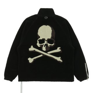 CHENILLE ZIP UP JACKET