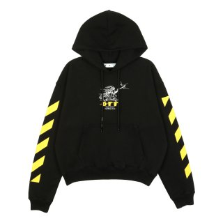 DIAG FREE WIZARD OVER HOODIE