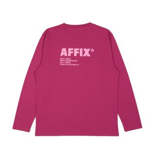 STANDARDISED LOGO LONG SLEEVE