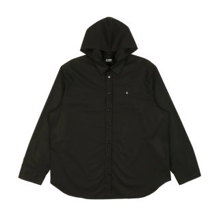 BIG FIT R-SHIRT WITH HOOD