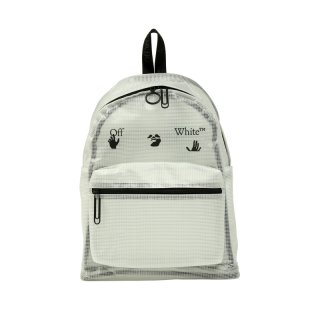 OW LOGO PVC BACKPACK