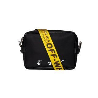OW LOGO NYLON CROSSBODY
