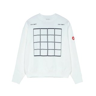 WINDOW CREW NECK