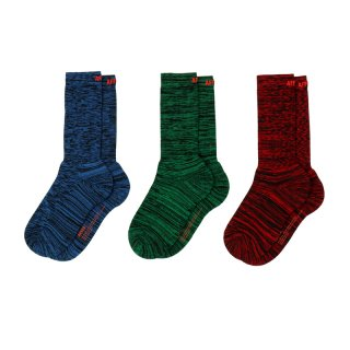STATIC SOCK 3 PACK