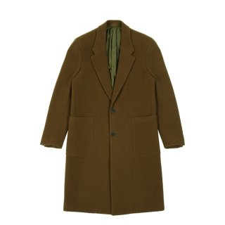 TWO BUTTON SINGLE BREASTED COAT