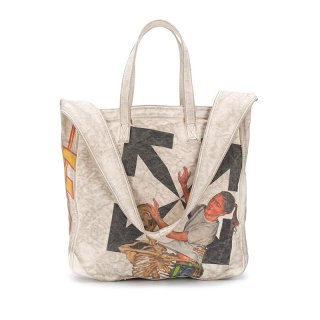 PASCAL VINTAGE CANVAS TOTE