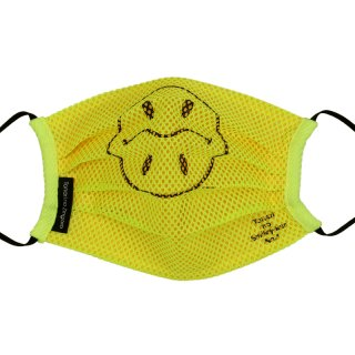 MESH SMILEY MASK