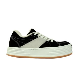 SUEDE SNOW LOW TOP