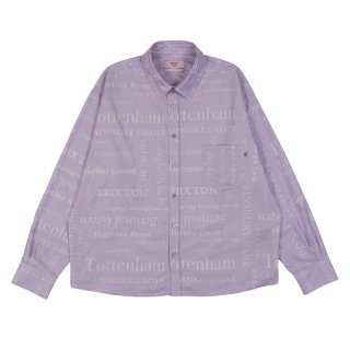 CLASSIC APPLIQUE SHIRT
