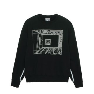 UNBALANCE PROGRESS CREW NECK