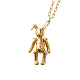 BUNNY CHARM NECKLACE