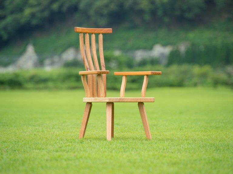癒しの椅子(両肘)