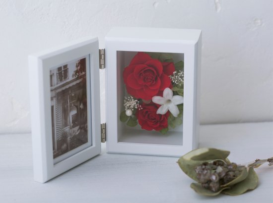 PHOTO FRAME S(RED)
