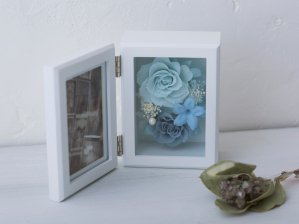 PHOTO FRAME S(BLUE)