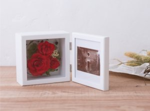 PHOTO FRAME L(RED)
