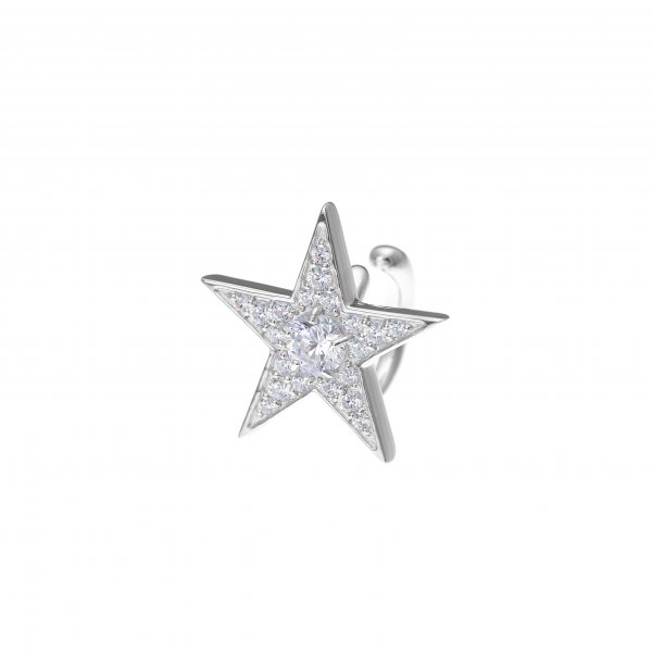 <img class='new_mark_img1' src='//img.shop-pro.jp/img/new/icons56.gif' style='border:none;display:inline;margin:0px;padding:0px;width:auto;' />Star Struck ear cuff(シルバー)