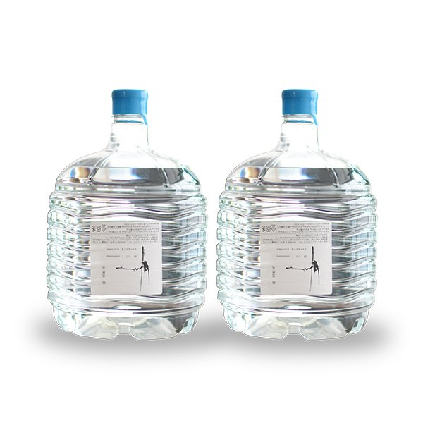 結 YUI 天然水(12L×2本)(送料込み)