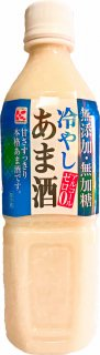 冷やしあま酒 500ml  (2本セット)