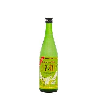 岡山特産 健康ハトムギ焼酎 幸運 白鳩 720ml 25度
