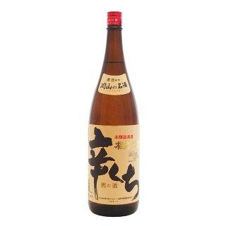 本醸造 銀撰 辛くち 男の酒 1,800ml
