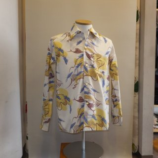 Vintage style 50's box shirt