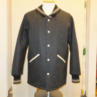 Wool Melton Sports Jacket
