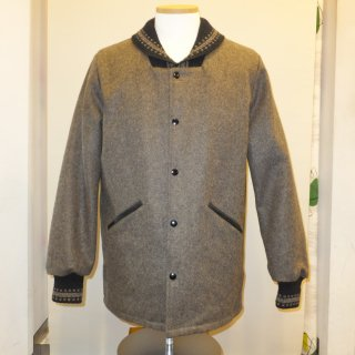 Wool Melton Sport Jacket